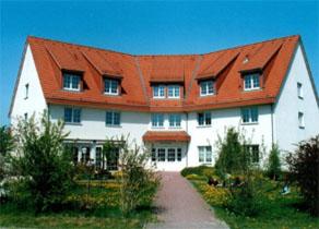 Hotel Marienhof Burg Stargard