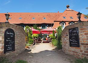 Gutshof Usedom