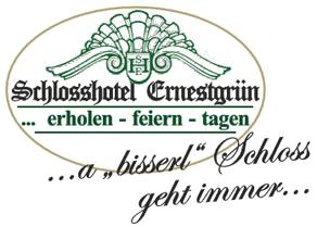 Schloss Ernestgrün - Logo