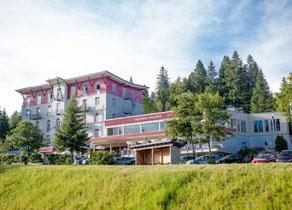 Waldhotel am Notschreipass
